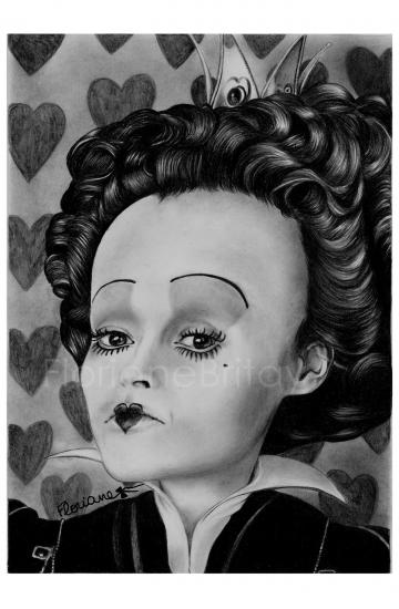 Helena Bonham Carter by FloBrit